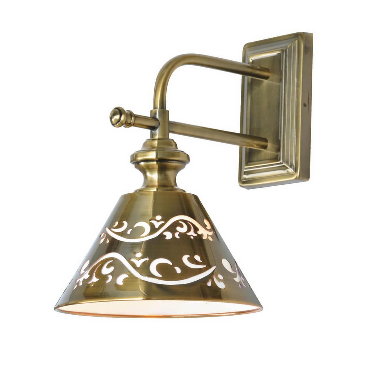 Бра Arte Lamp Kensington A1511AP-1PB накладной светильник a2302pl 1pb arte lamp