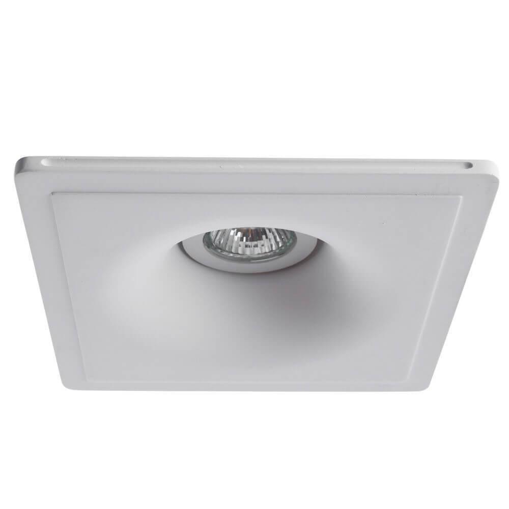 Встраиваемый светильник Arte Lamp Invisible A9410PL-1WH цена 2017