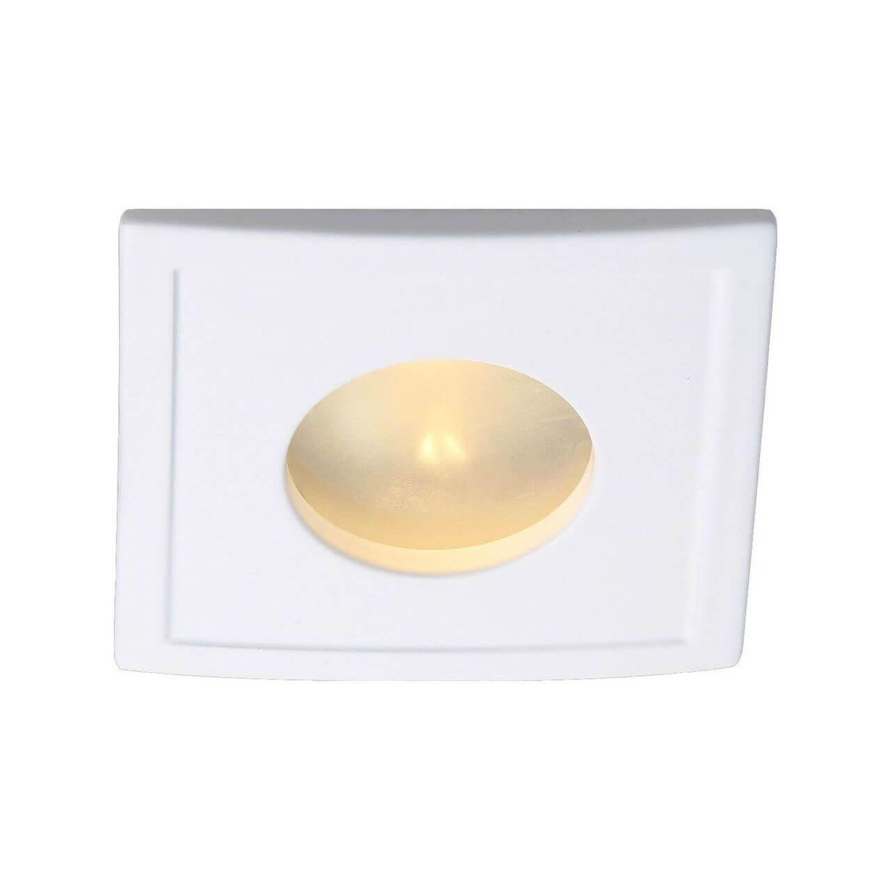 Встраиваемый светильник Arte Lamp Aqua A5444PL-1WH цена 2017