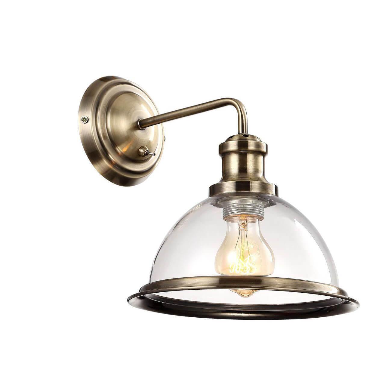 Бра Arte Lamp A9273AP-1AB Oglio Bronze
