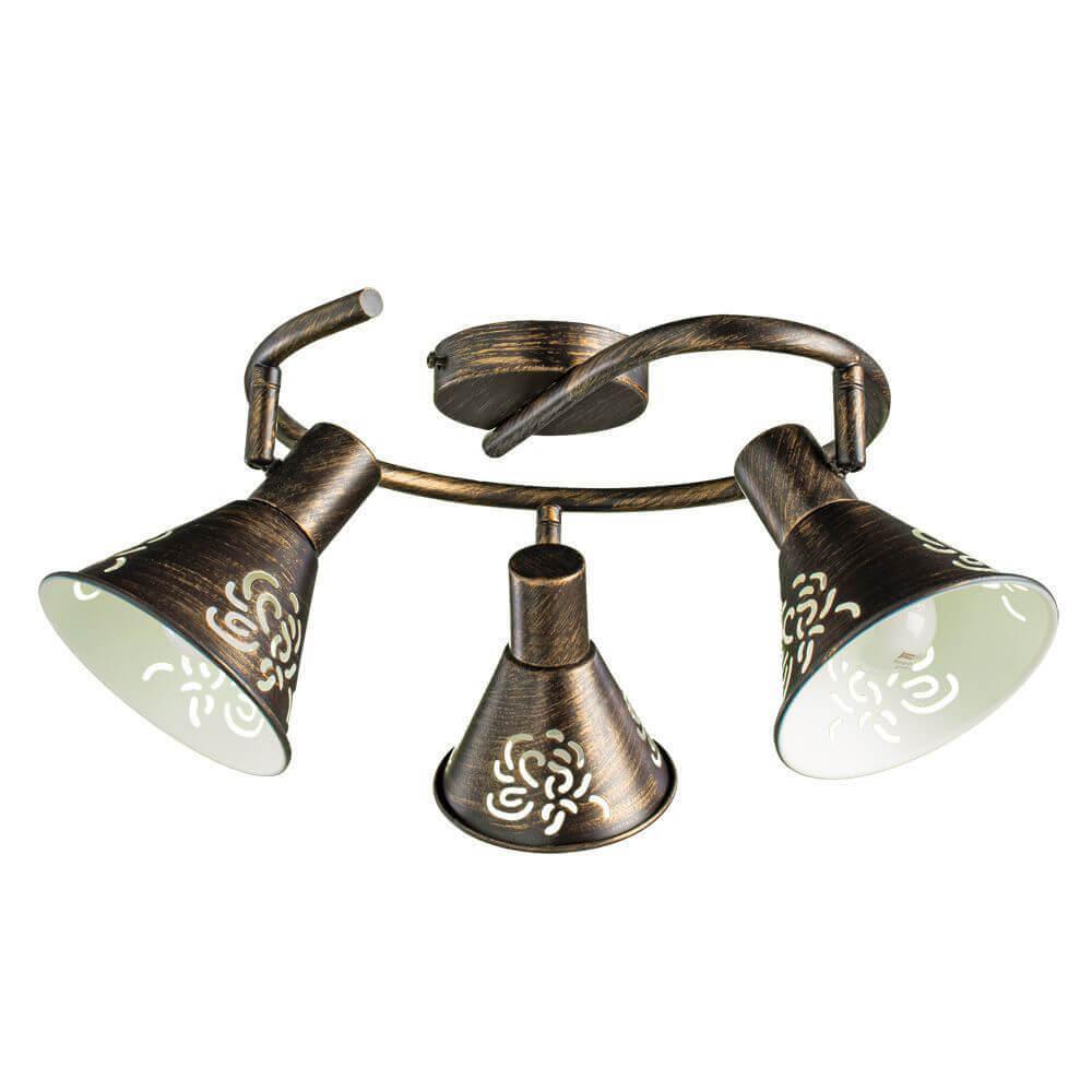 цена на Спот Arte Lamp A5218PL-3BR Cono