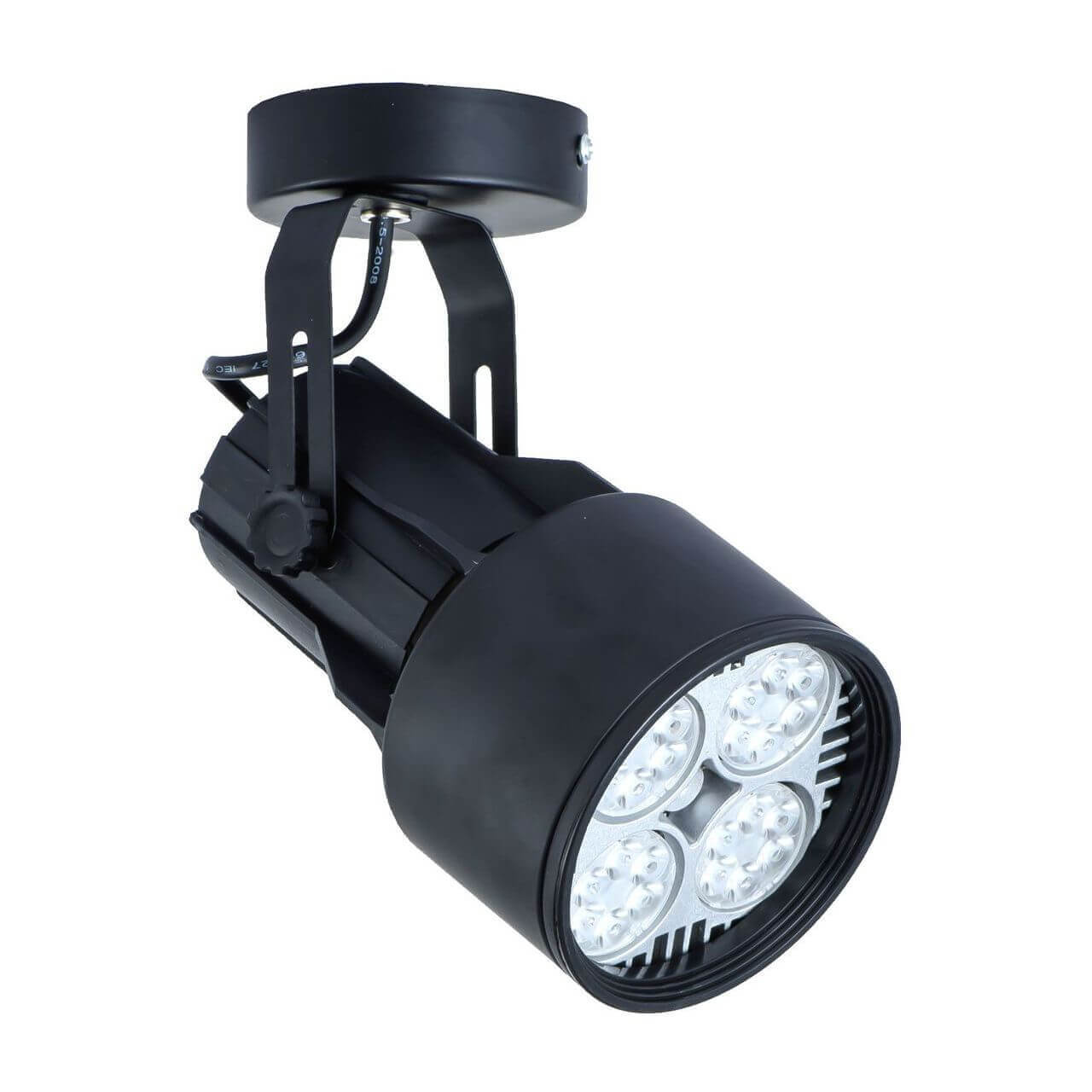 цена на Спот Arte Lamp A6252AP-1BK 6252
