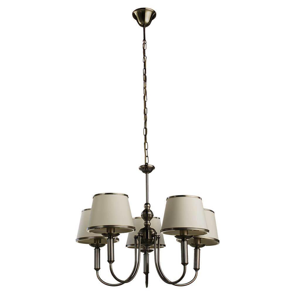 Подвесная люстра Arte Lamp Alice A3579LM-5AB люстра arte lamp alice a3579lm 8ab подвесная