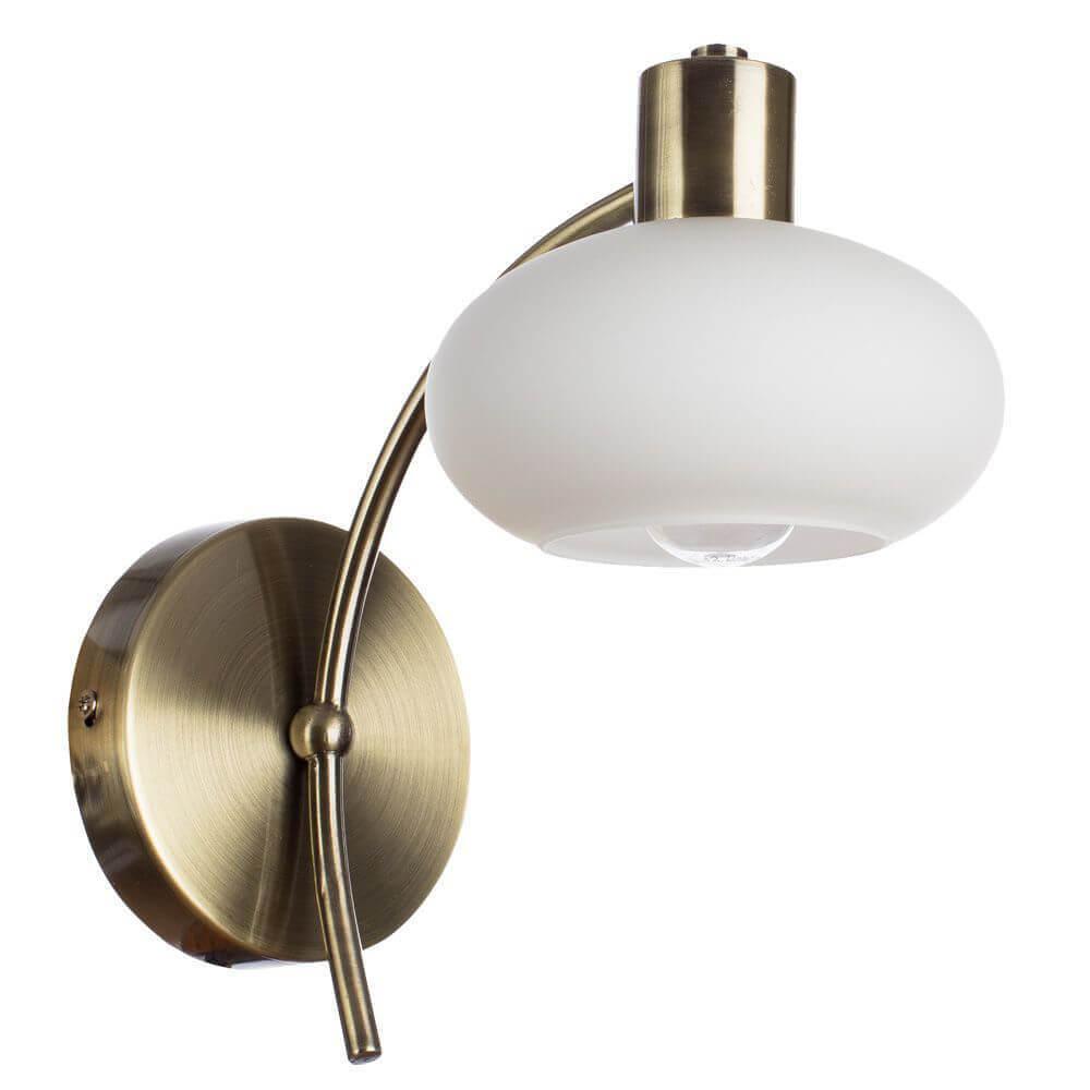 Бра Arte Lamp A7556AP-1AB 97 бра arte lamp a2872ap 1ab california
