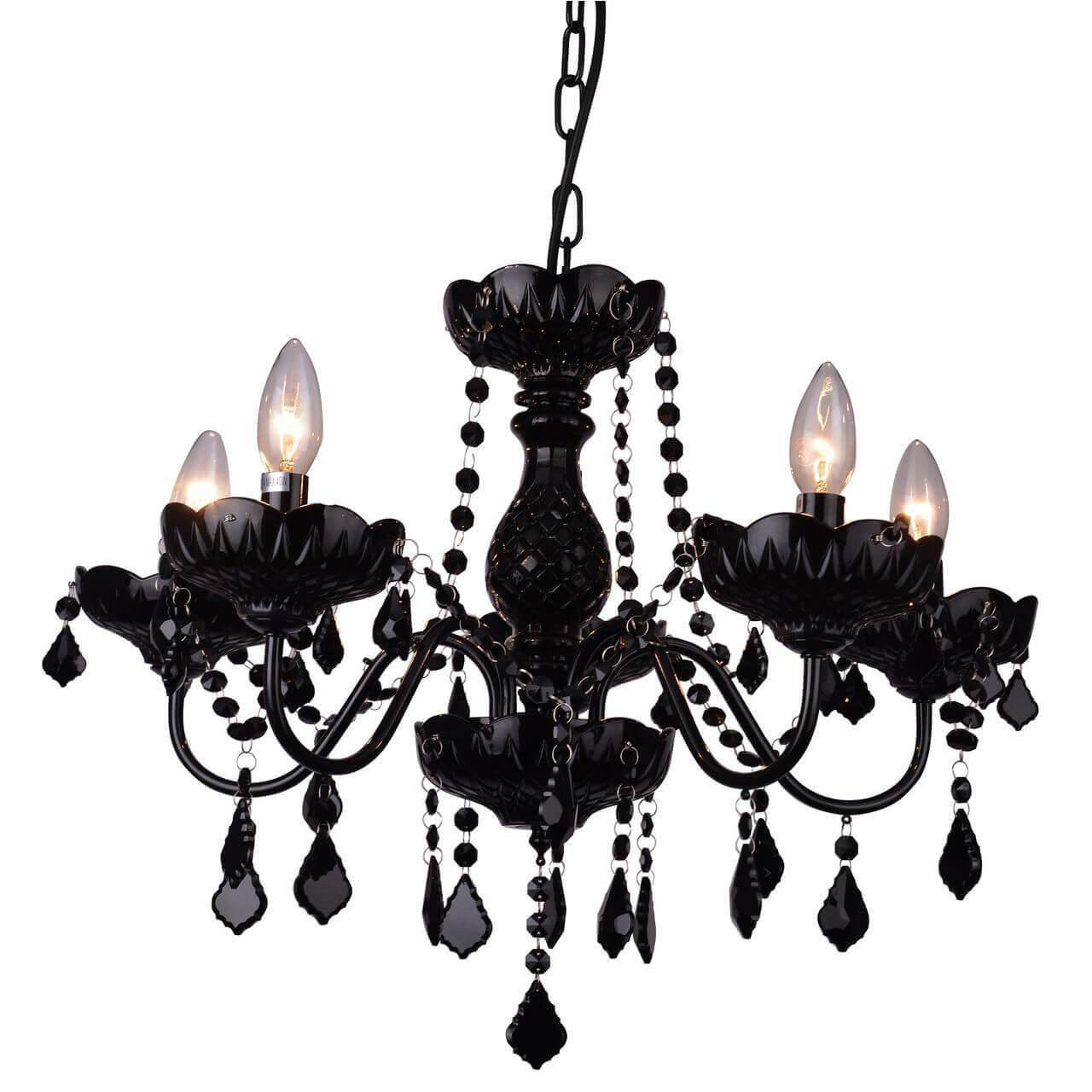 Люстра Arte Lamp A8918LM-5BK Odillia накладная люстра a7144pl 5bk arte lamp
