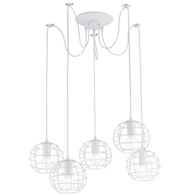 Люстра Arte Lamp A1110SP-5WH 1110