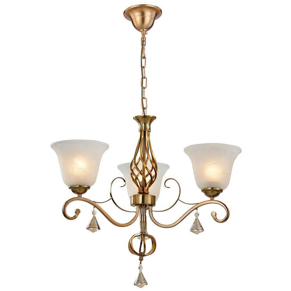 Подвесная люстра Arte Lamp Cono A8391LM-3PB цена 2017