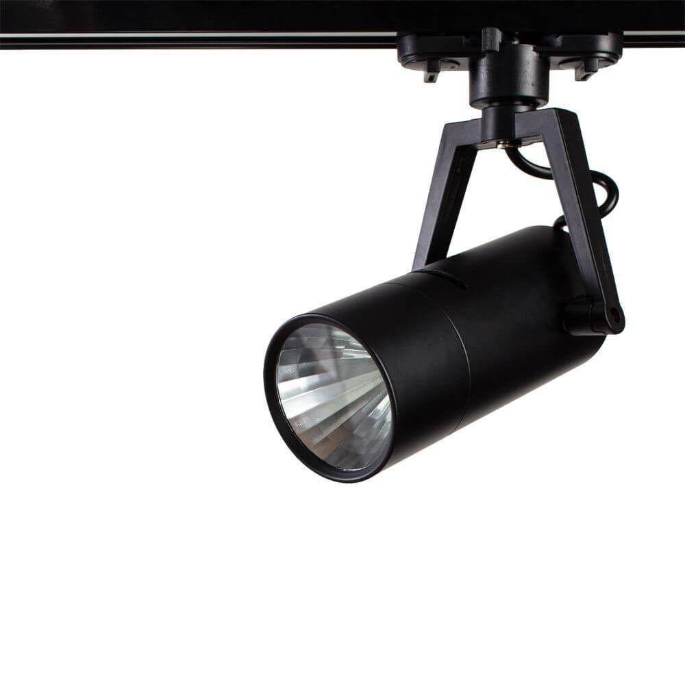 Светильник Arte Lamp A6210PL-1BK Track Lights Black цена 2017