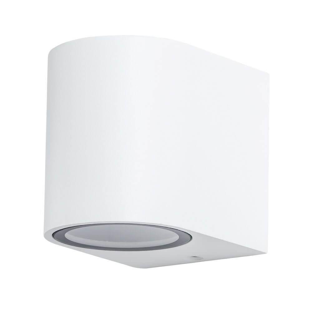 Светильник Arte Lamp A3102AL-1WH 3102 светильник накладной arte lamp a3102al 1wh gu10 90x80x70 мм 35 вт 220 в ip44 белый