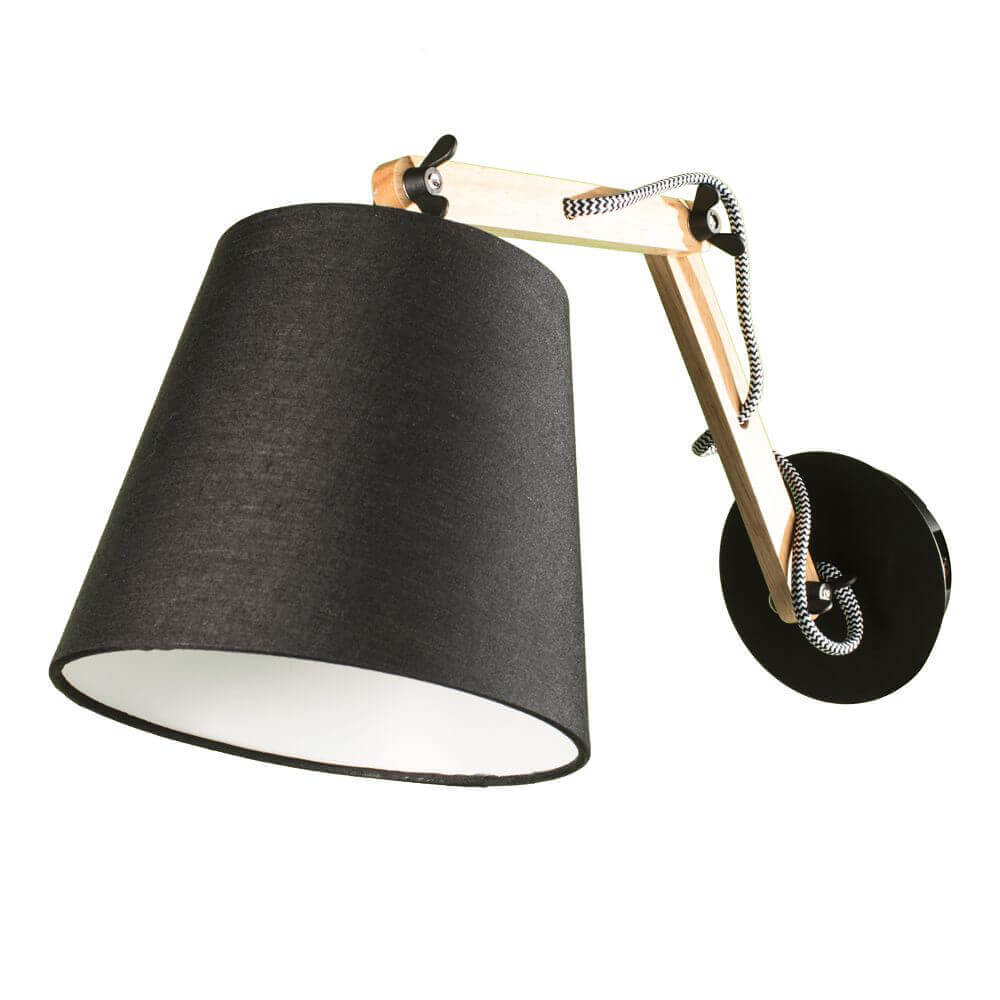 Спот Arte Lamp A5700AP-1BK Pinoccio Black фото