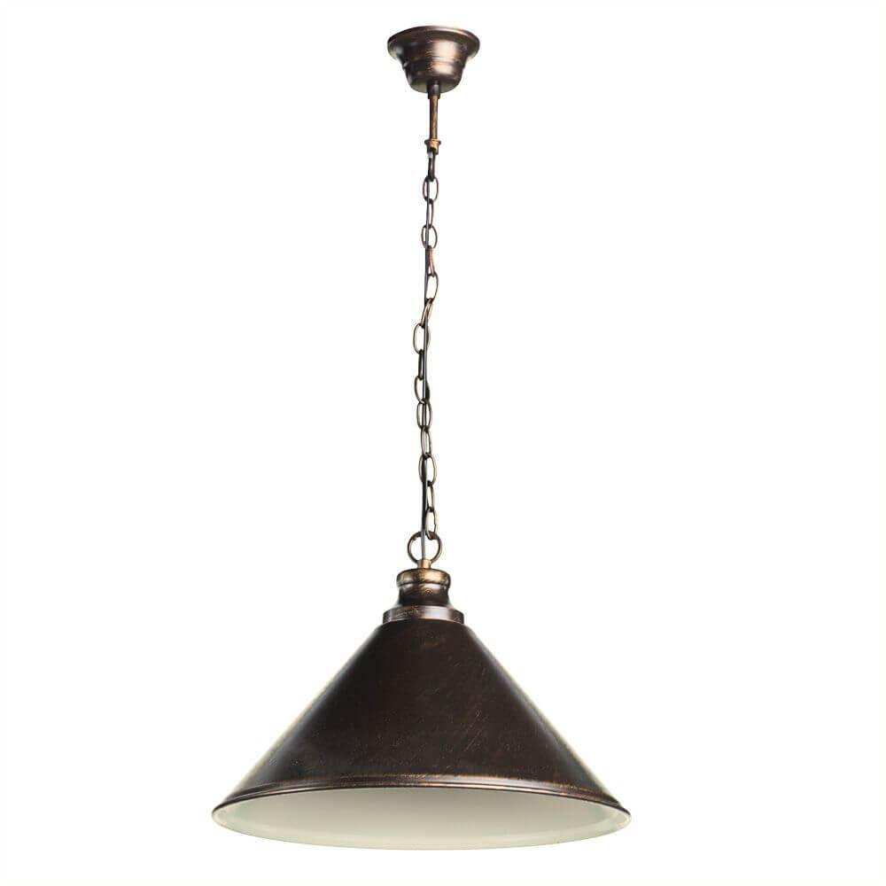 Подвесной светильник Arte Lamp Cone A9330SP-1BR arte lamp бра cone a9330ap 1br