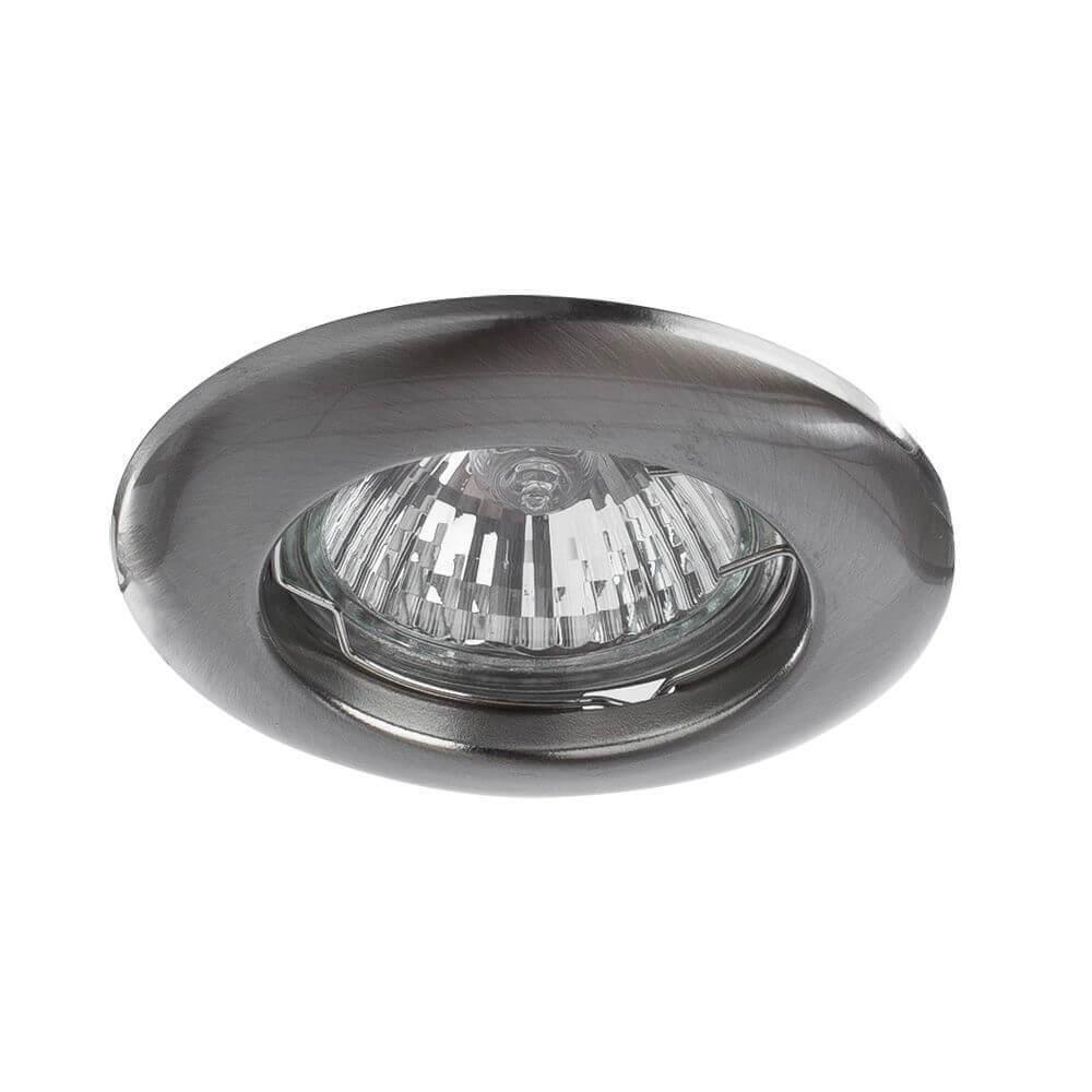 Встраиваемый светильник Arte Lamp Praktisch A1203PL-1SS цена 2017