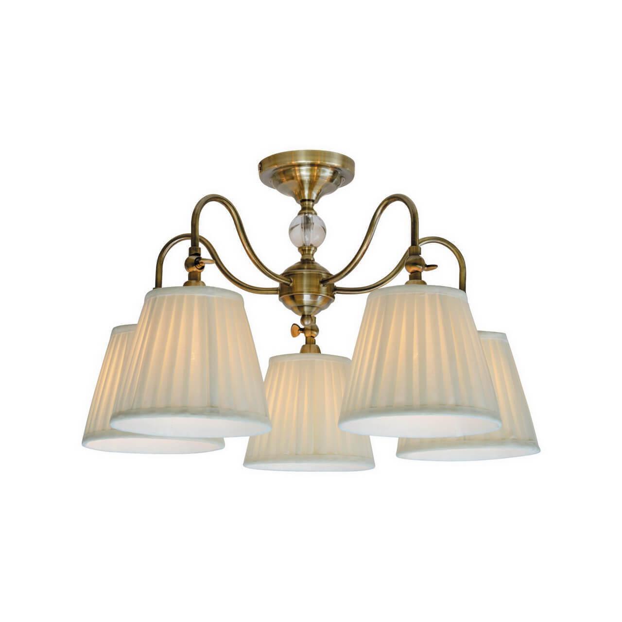 Люстра Arte Lamp A1509PL-5PB Seville