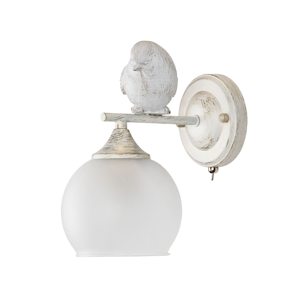 Бра Arte Lamp A2150AP-1WG Gemelli бра arte lamp a5656ap 1wg