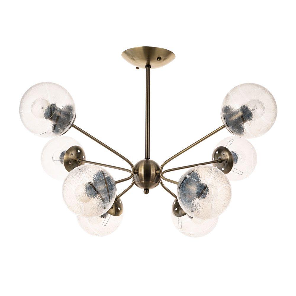 Фото - Люстра Arte Lamp A4164PL-8AB Meissa люстра arte lamp enigma a3133pl 8ab 320 вт