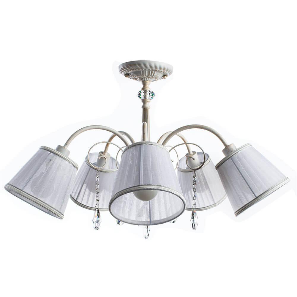Люстра Arte Lamp A9515PL-5WG Alexia люстра подвесная arte lamp подвесная a1511lm 5wg
