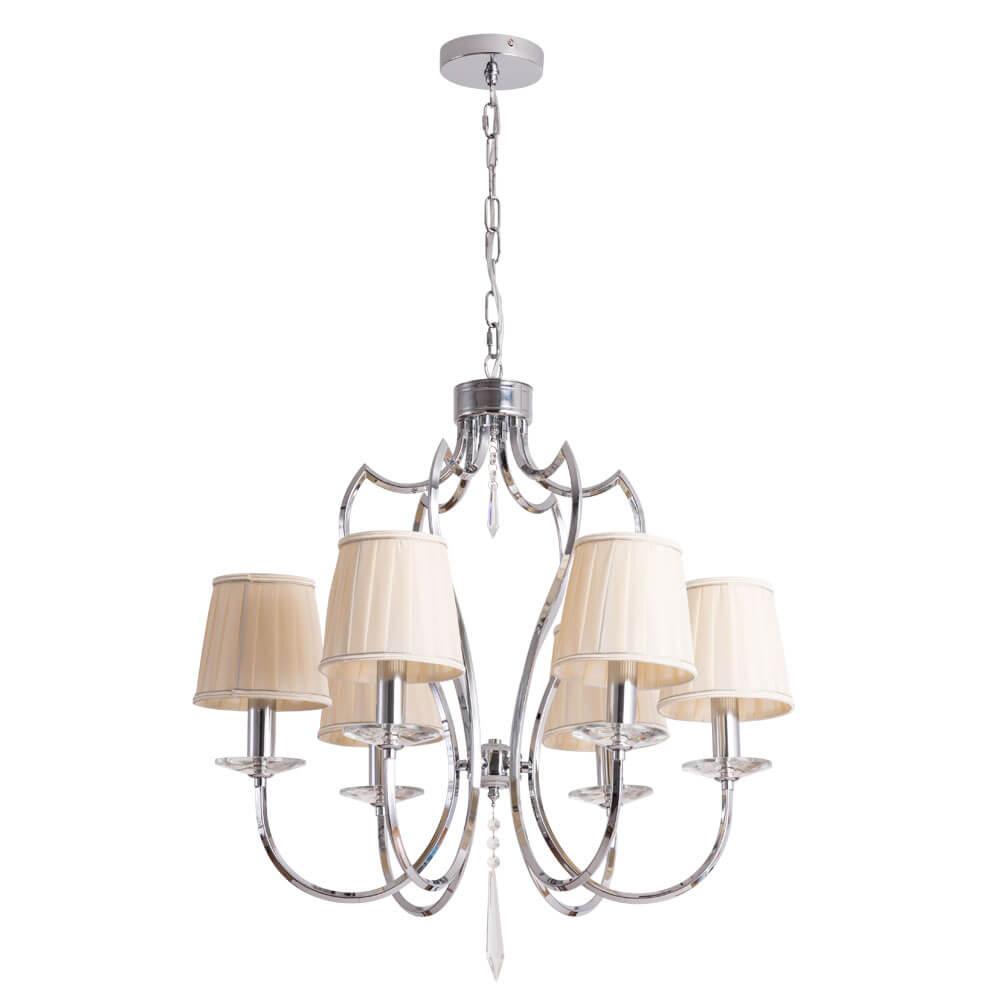 Люстра Arte Lamp A6352LM-6CC Andrea