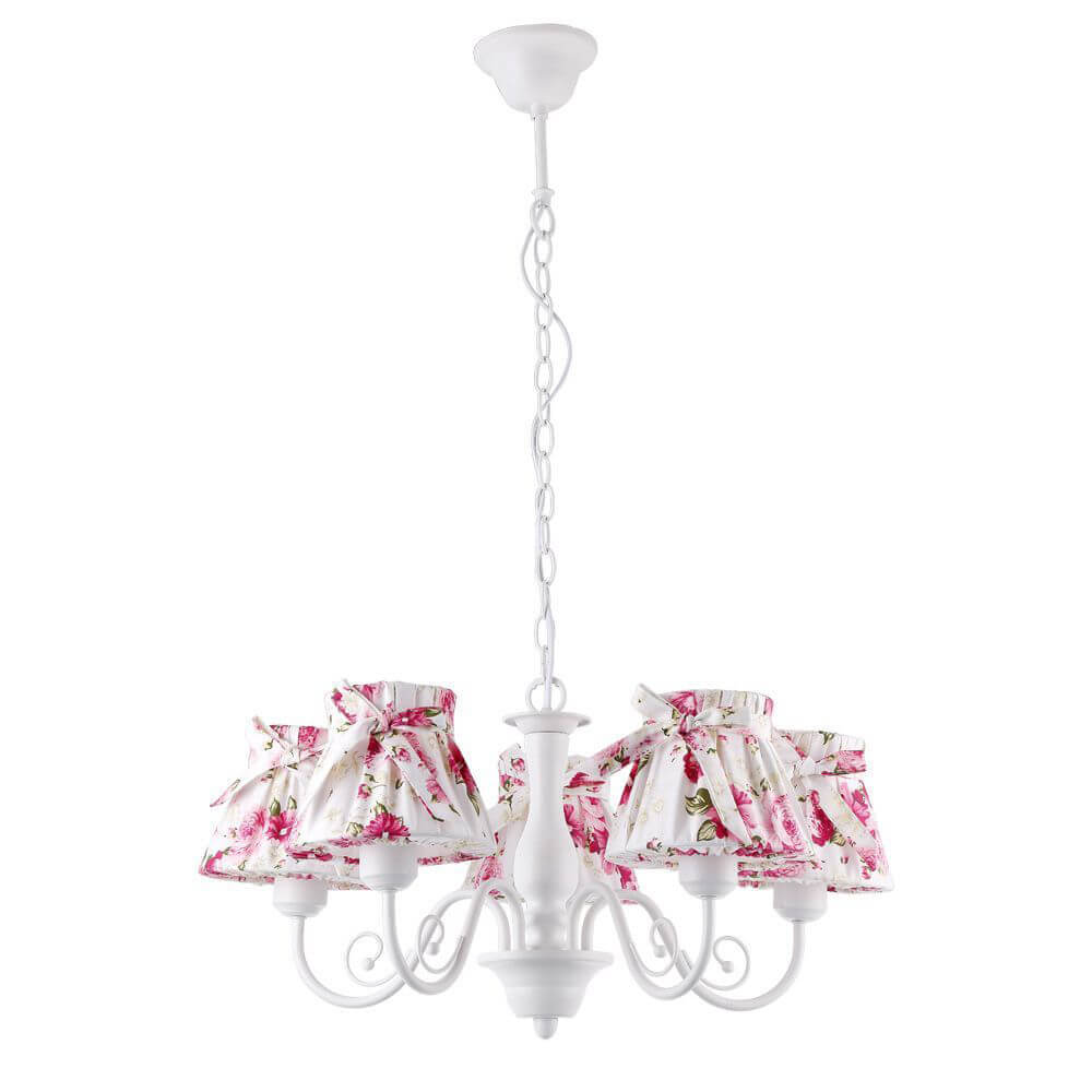 Люстра Arte Lamp A7021LM-5WH 7021