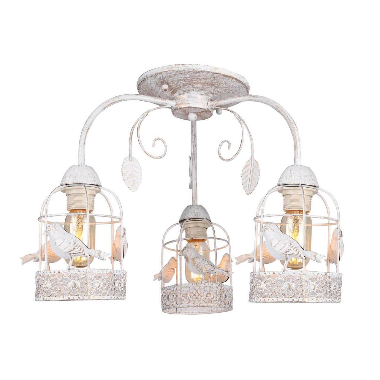 цена на Потолочная люстра Arte Lamp Cincia A5090PL-3WG