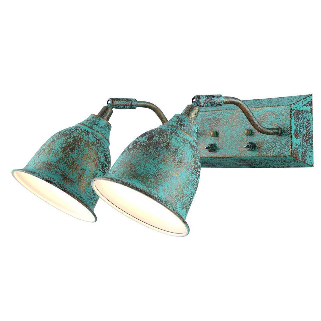 Спот Arte Lamp Campana A9557AP-2BG