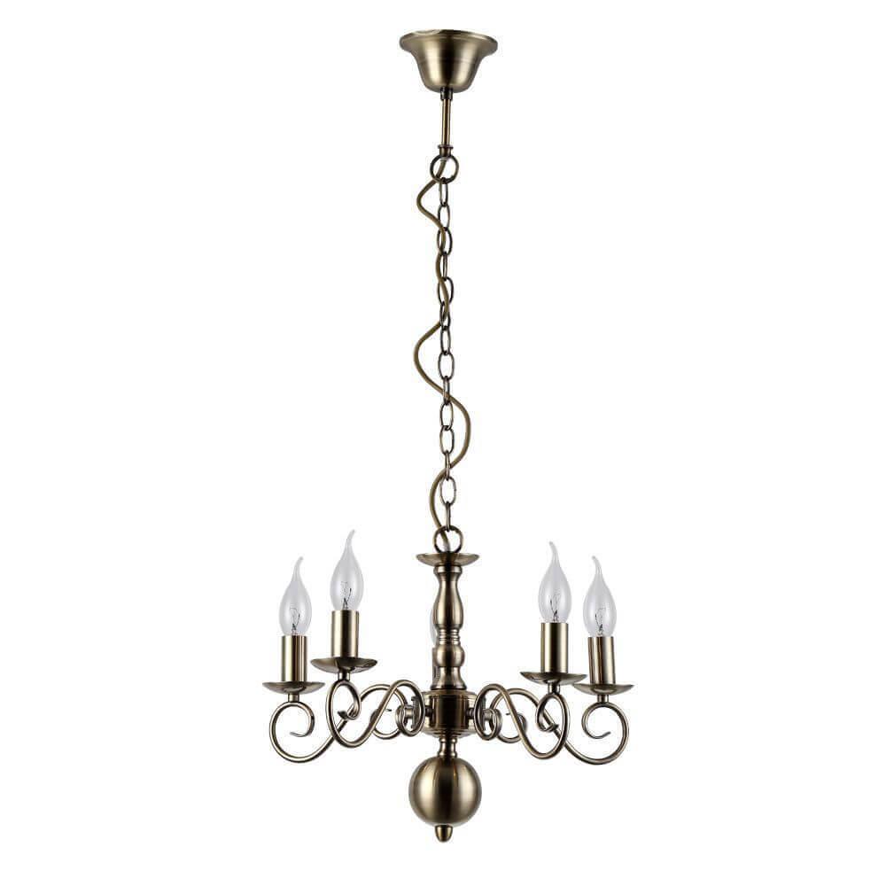 Люстра Arte Lamp A1129LM-5AB 1129