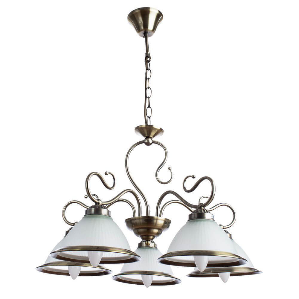 Люстра Arte Lamp A6276LM-5AB Costanza