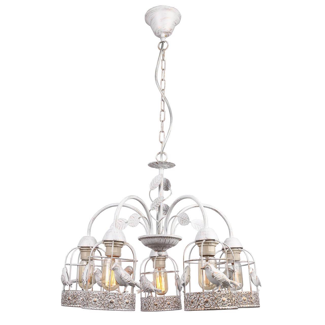 Люстра Arte Lamp A5090LM-5WG Cincia люстра подвесная arte lamp подвесная a1511lm 5wg