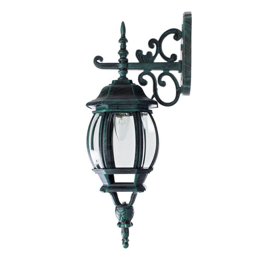 Уличный настенный светильник Arte Lamp Atlanta A1042AL-1BG цена 2017