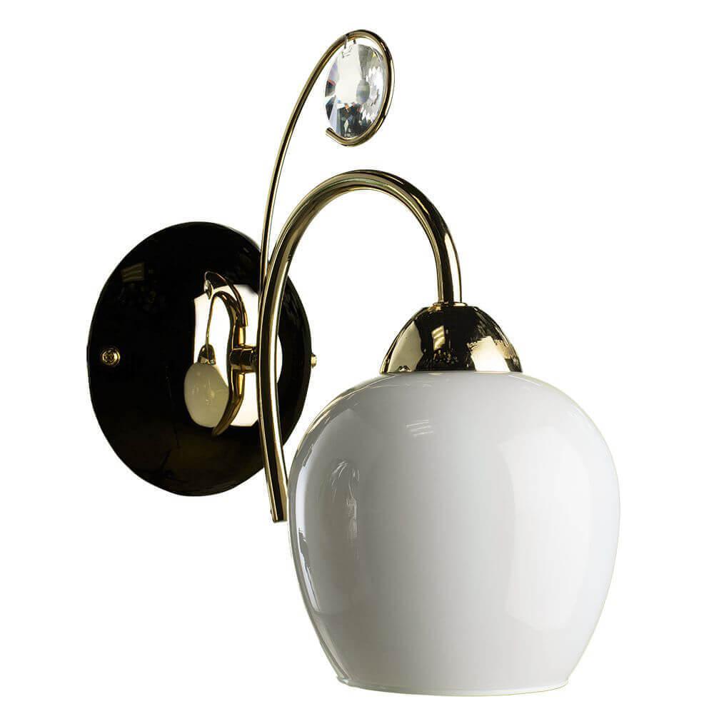 Бра Arte Lamp A9549AP-1GO Millo arte lamp millo a9549ap 1go