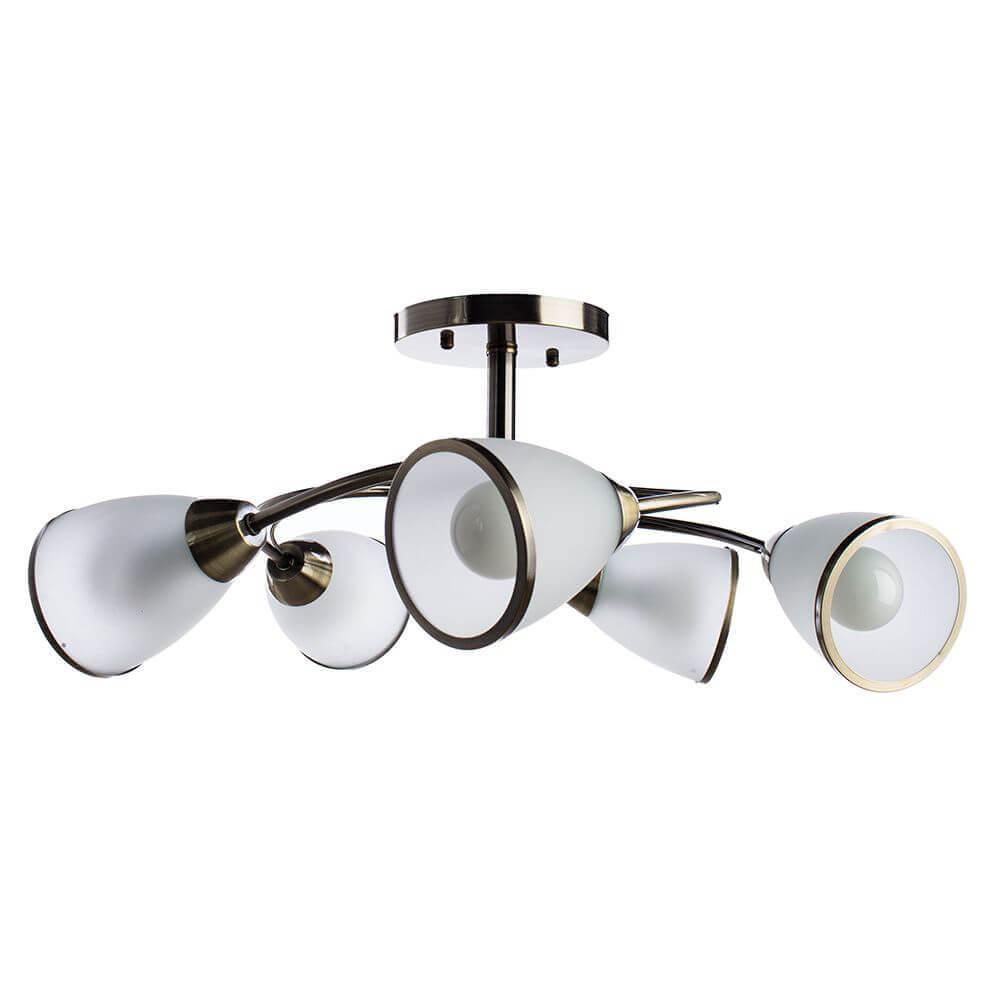 Люстра Arte Lamp A6056PL-5AB 3 люстра потолочная arte lamp corniolo a9534pl 5ab