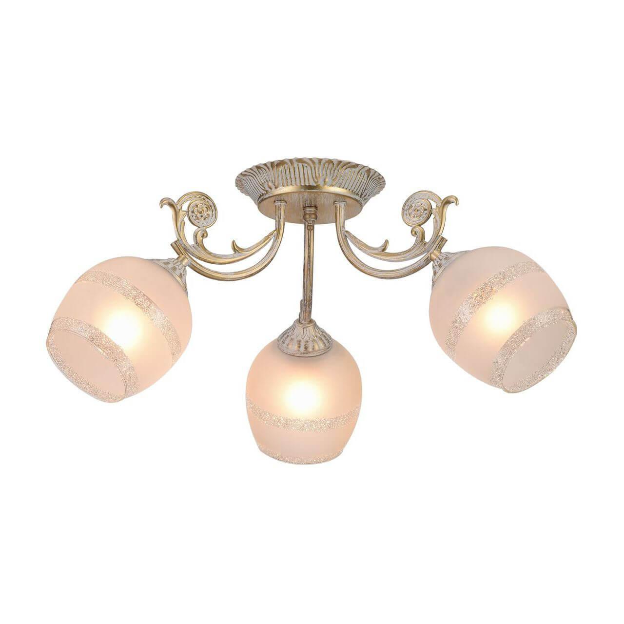 Потолочная люстра Arte Lamp A7060PL-3WG