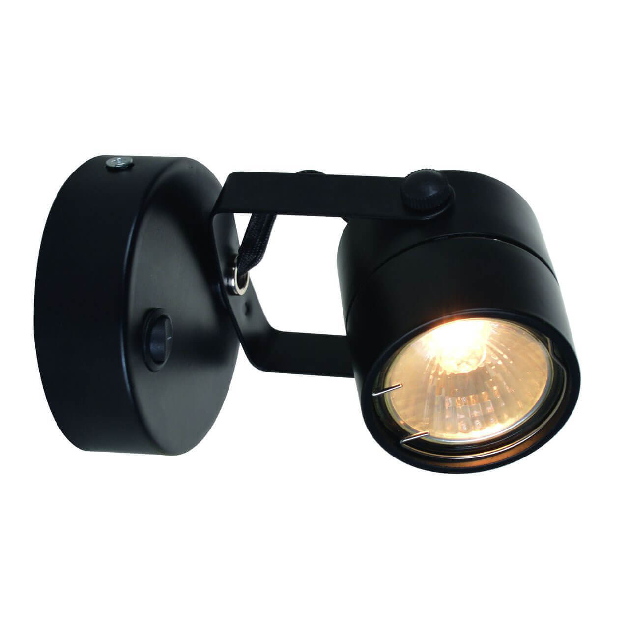 Спот Arte Lamp A1310AP-1BK Lente Black недорого