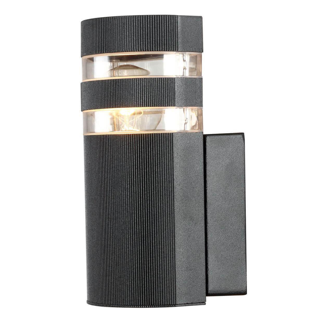 Уличный настенный светильник Arte Lamp Metro A8162AL-1BK цена