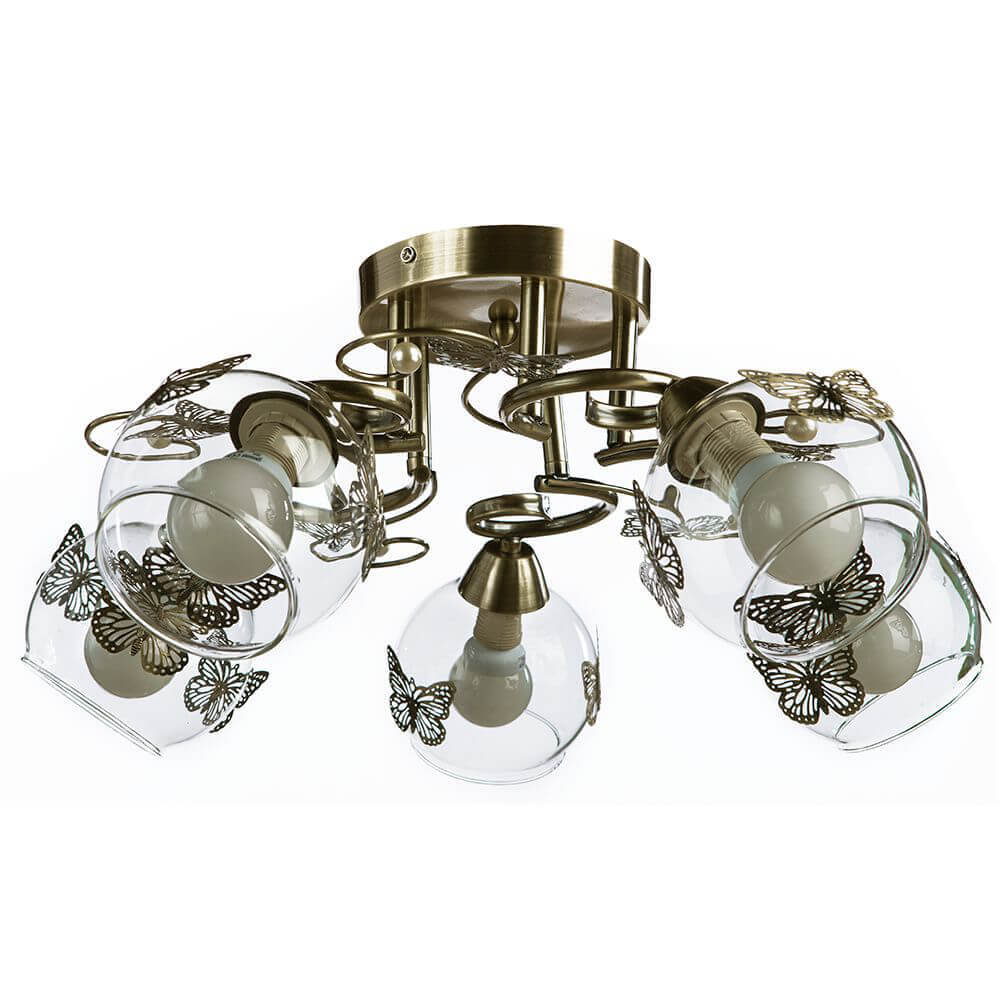 Люстра Arte Lamp A5004PL-5AB 29