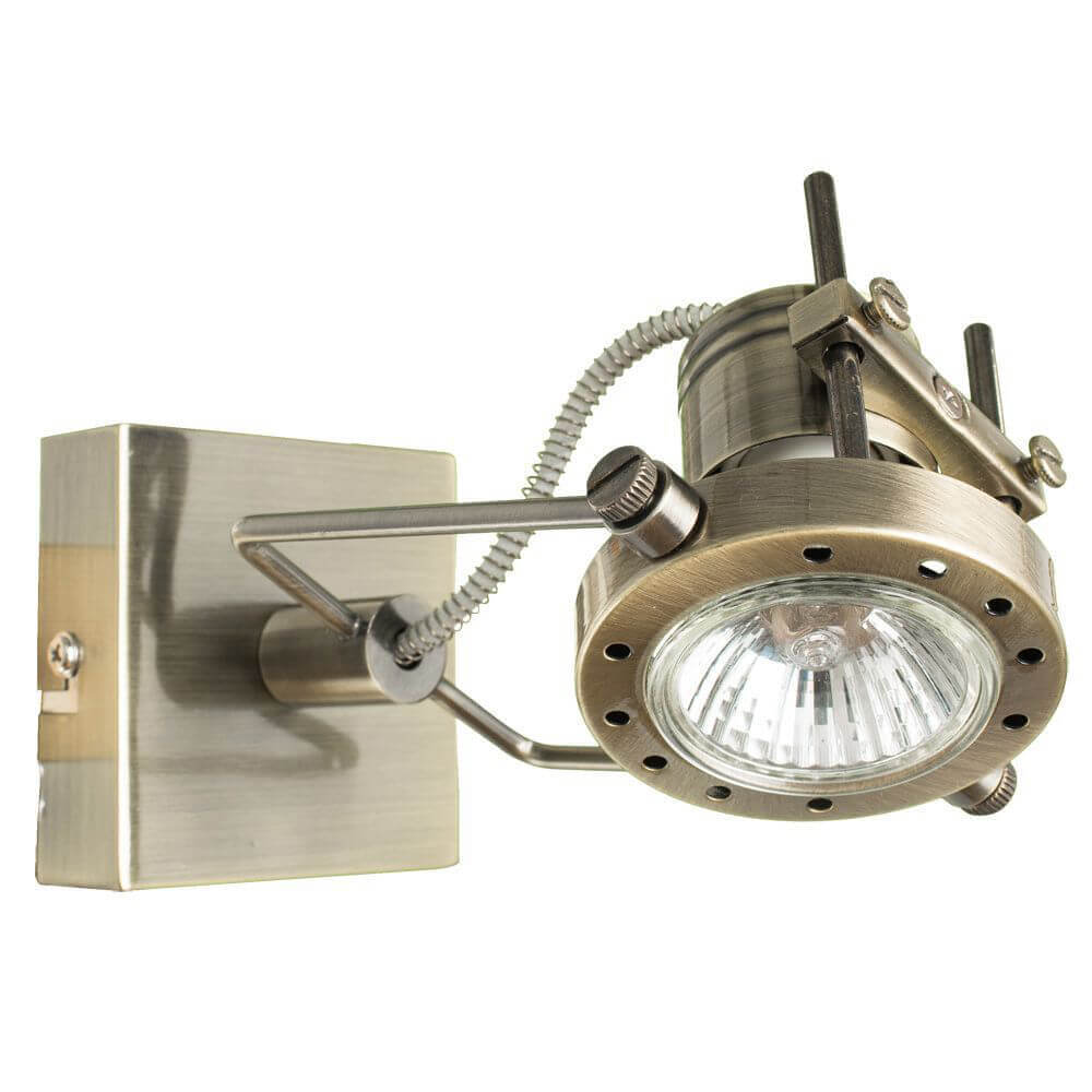 Спот Arte Lamp A4300AP-1AB Costruttore Bronze фото