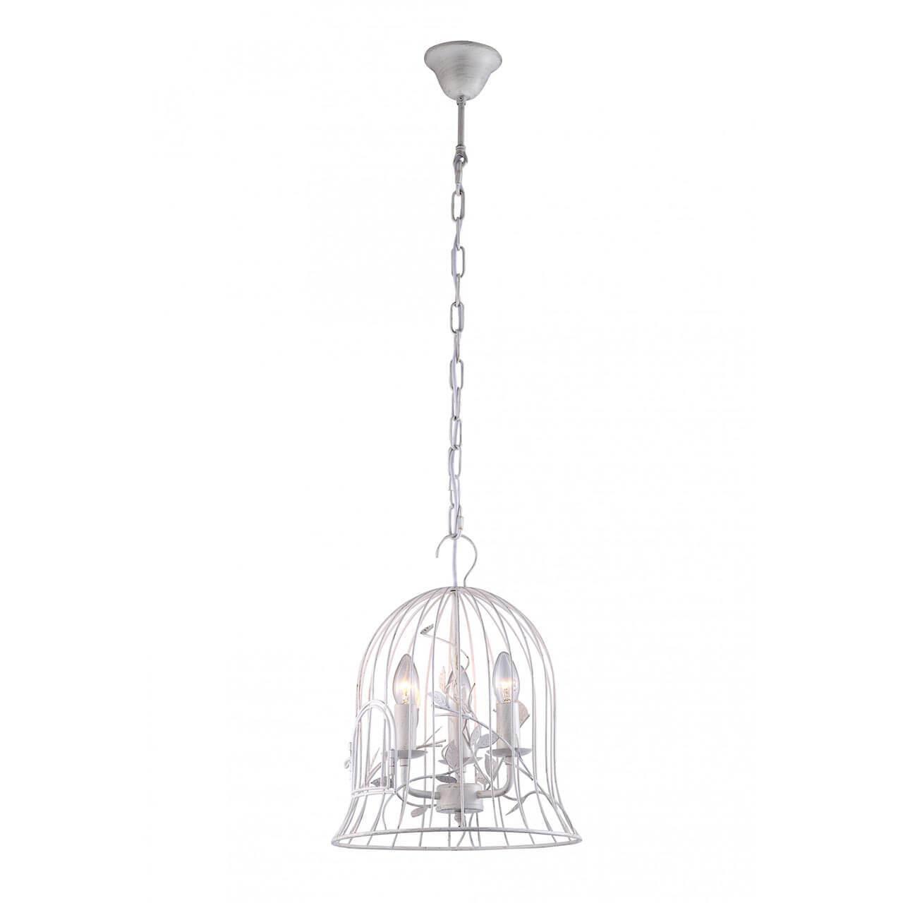 Люстра Arte Lamp A1878SP-3WG Gabbia