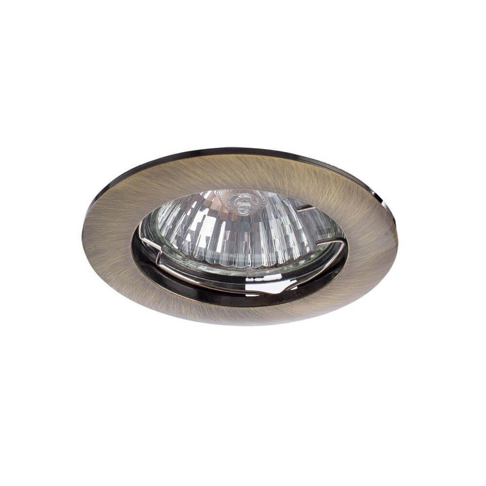 Встраиваемый светильник Arte Lamp Basic (компл. 3шт.) A2103PL-3AB цена 2017