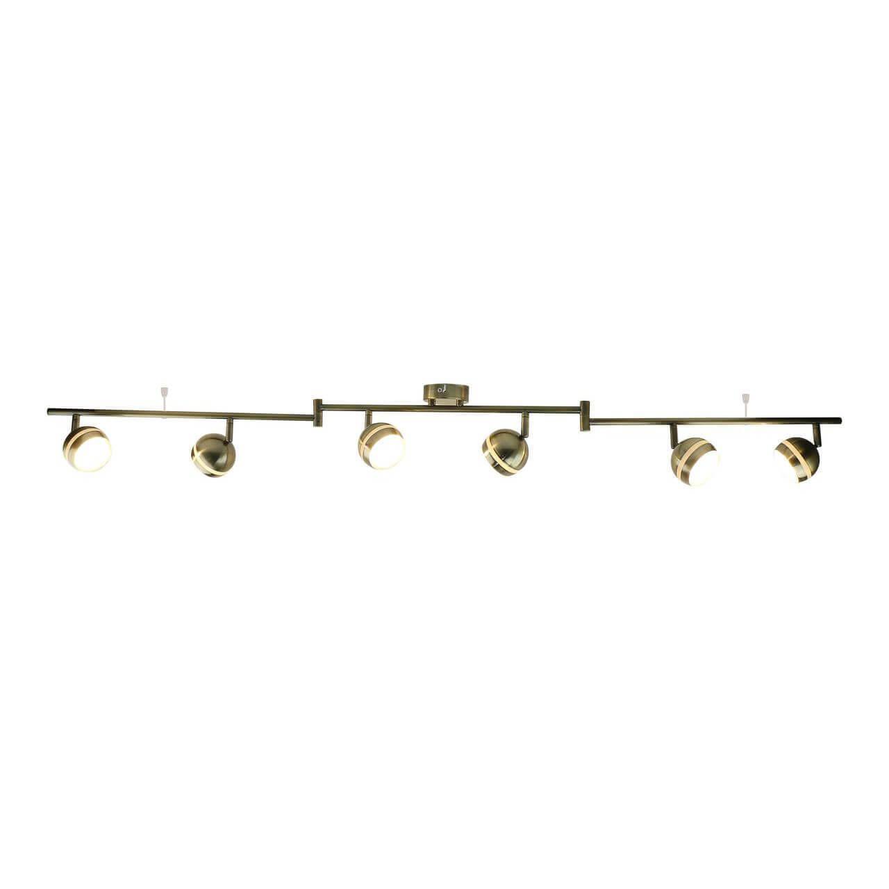 Трековая система Arte Lamp A6009PL-6AB Venerd Bronze