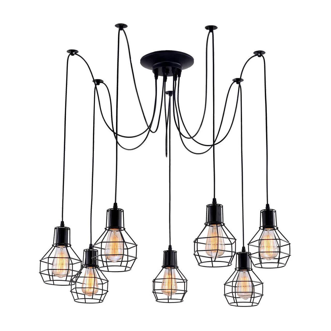 Люстра Arte Lamp A1109SP-7BK 1109