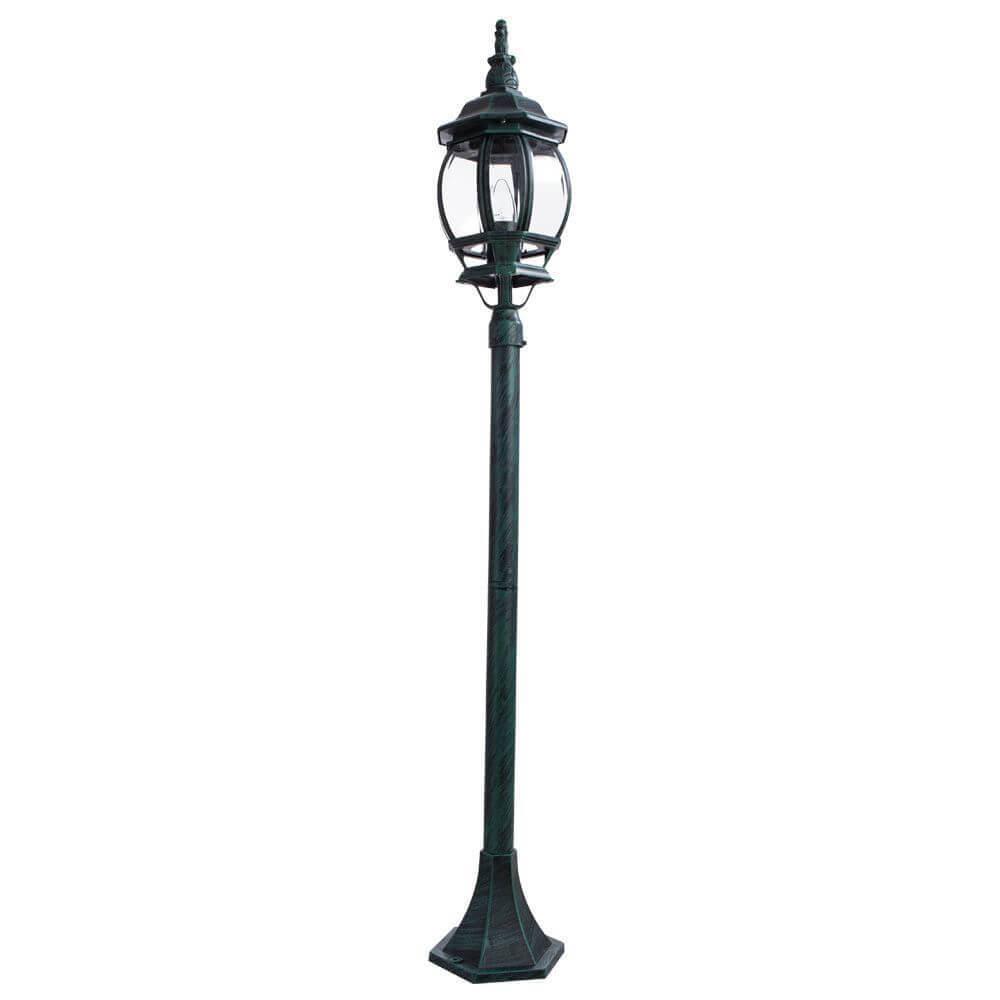 Светильник Arte Lamp A1046PA-1BG Atlanta цена 2017