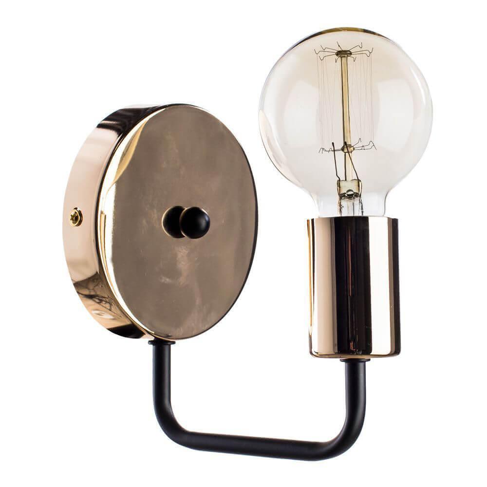Бра Arte Lamp A6001AP-1BK Gelo
