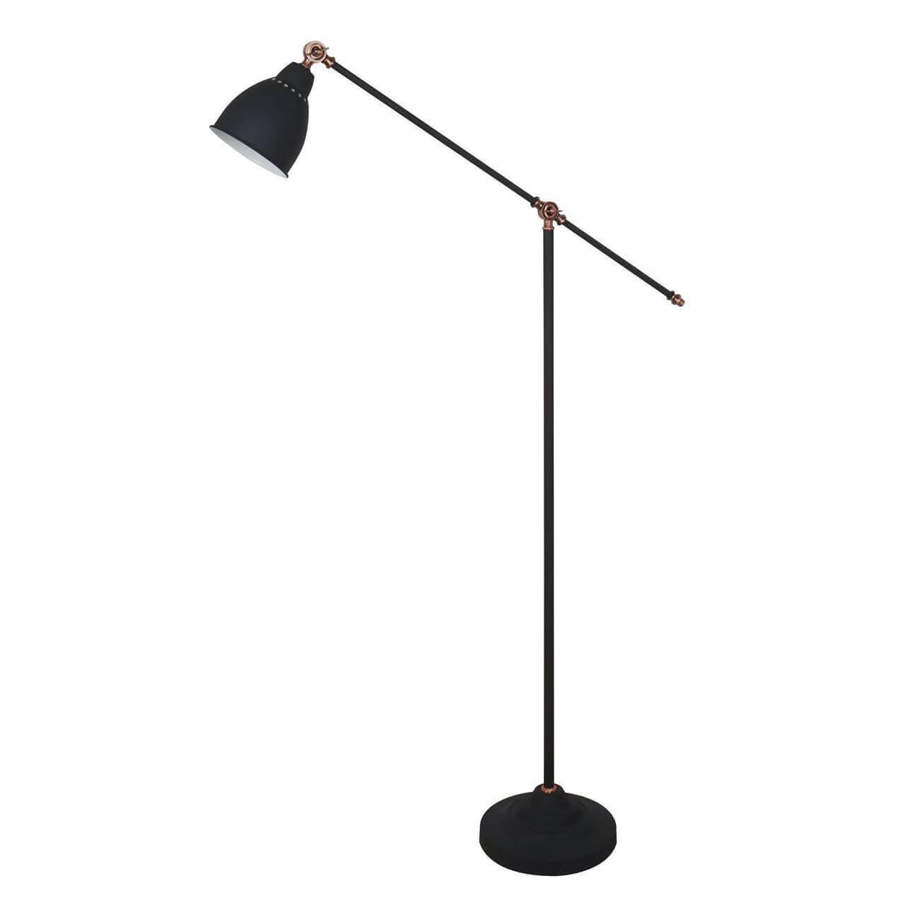 Торшер Arte Lamp A2054PN-1BK Braccio Black недорого
