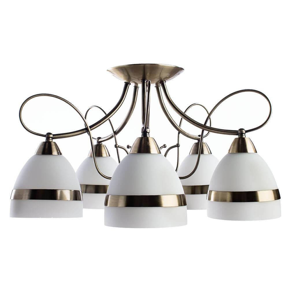 Потолочная люстра Arte Lamp 55 A6192PL-5AB цена 2017