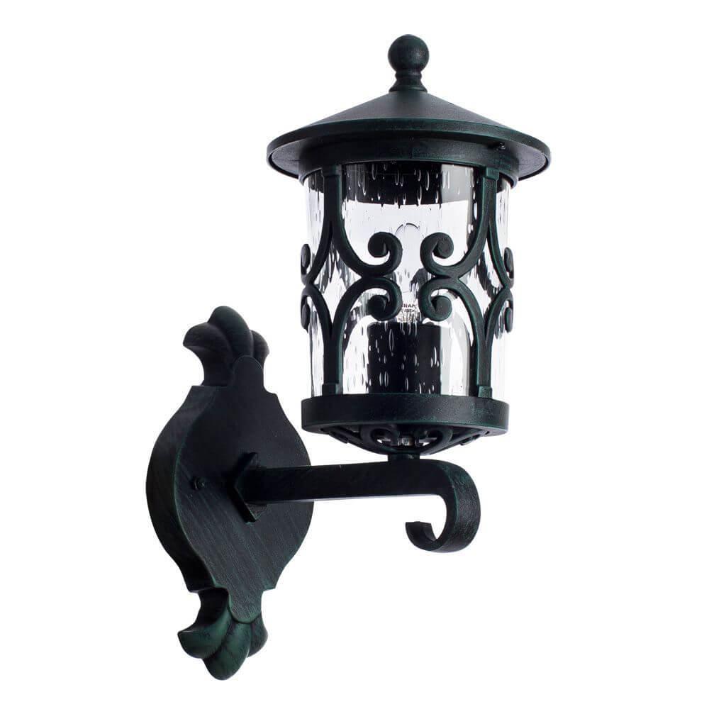 Уличный настенный светильник Arte Lamp Persia A1451AL-1BG цена и фото