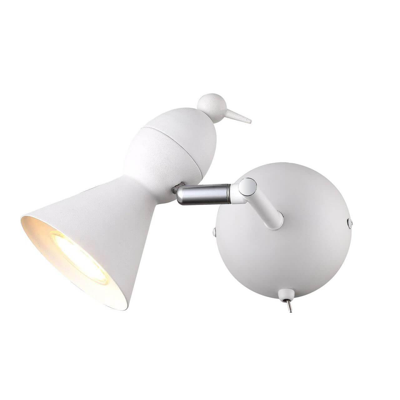купить Спот Arte Lamp Picchio A9229AP-1WH по цене 2030 рублей