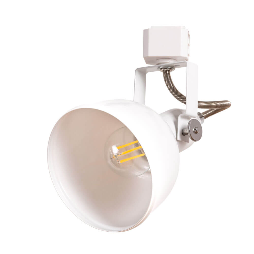 Трековый светильник Arte Lamp Martin A5213PL-1WH цена 2017