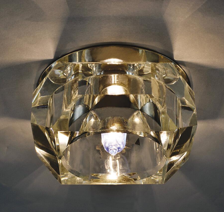 Встраиваемый светильник Arte Lamp Brilliants A8046PL-1CC цена 2017