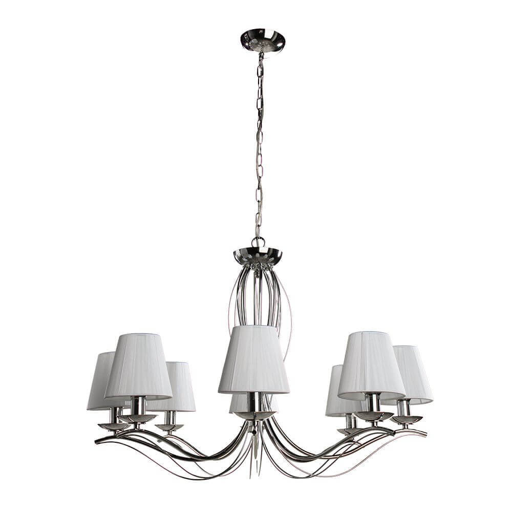 Люстра Arte Lamp A9521LM-8CC Domain arte lamp люстра artelamp a4011lm 8cc