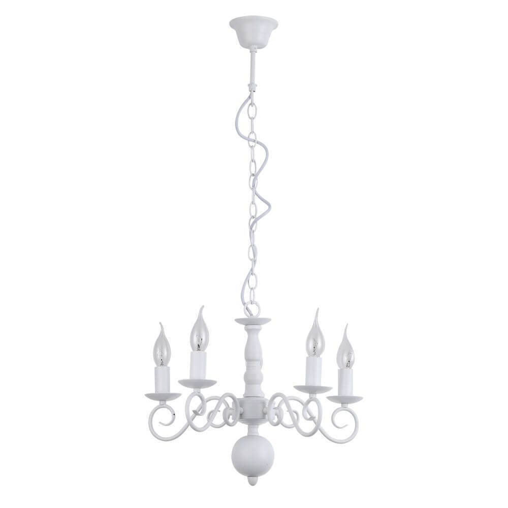 Люстра Arte Lamp A1129LM-5WH 1129