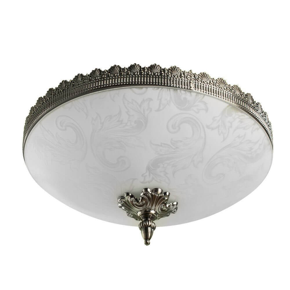 Светильник Arte Lamp A4541PL-3AB Crown цена 2017